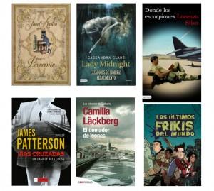 [Ender] Selección de Novedades de Libros Julio (2) 2016