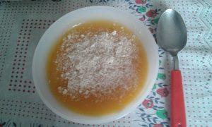 Crema de calabacín - patatas y zanahorias