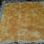 Rollitos de hojaldre con mermelada