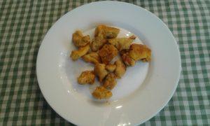 Pinchitos de pollo a la andaluza (maceración 24 horas)