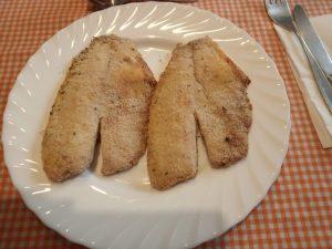 Filetes de Tilapias empanados al horno