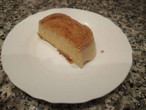 Flan de huevo al horno