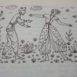 """""""Las mil y una noches"""" LA PRINCESA NURUNIR (3)"""