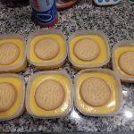 Flan Potax con galletas